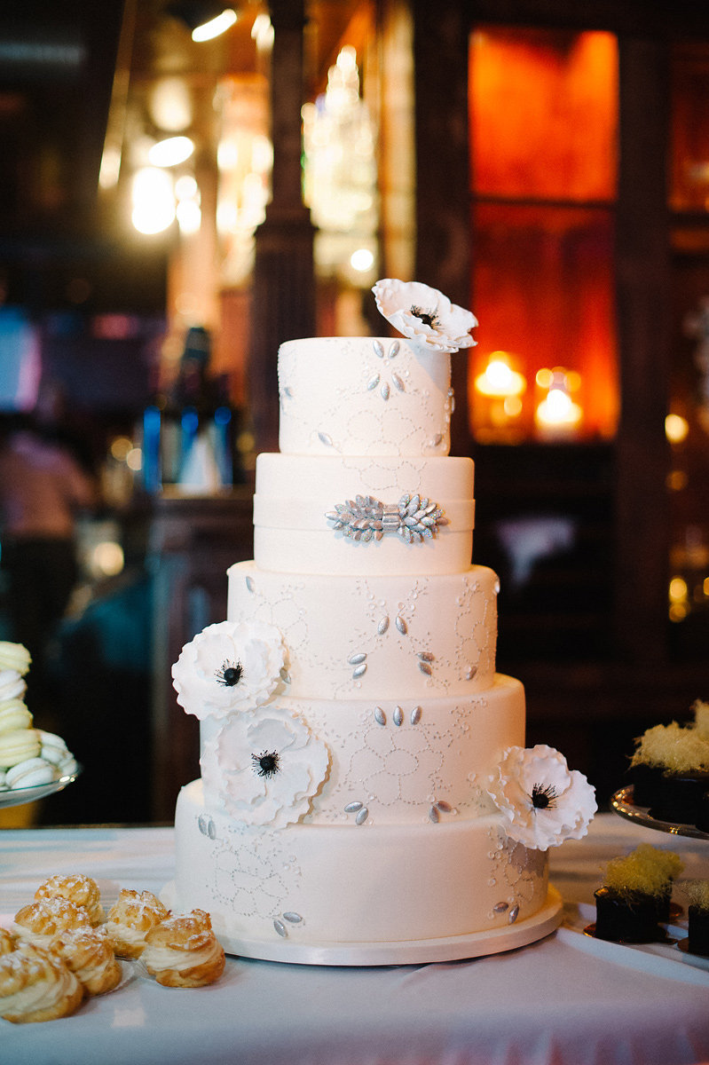 Choco Pan Fondant Rachel Teufel Intricate Icings Wedding 0 James Christianson Photography