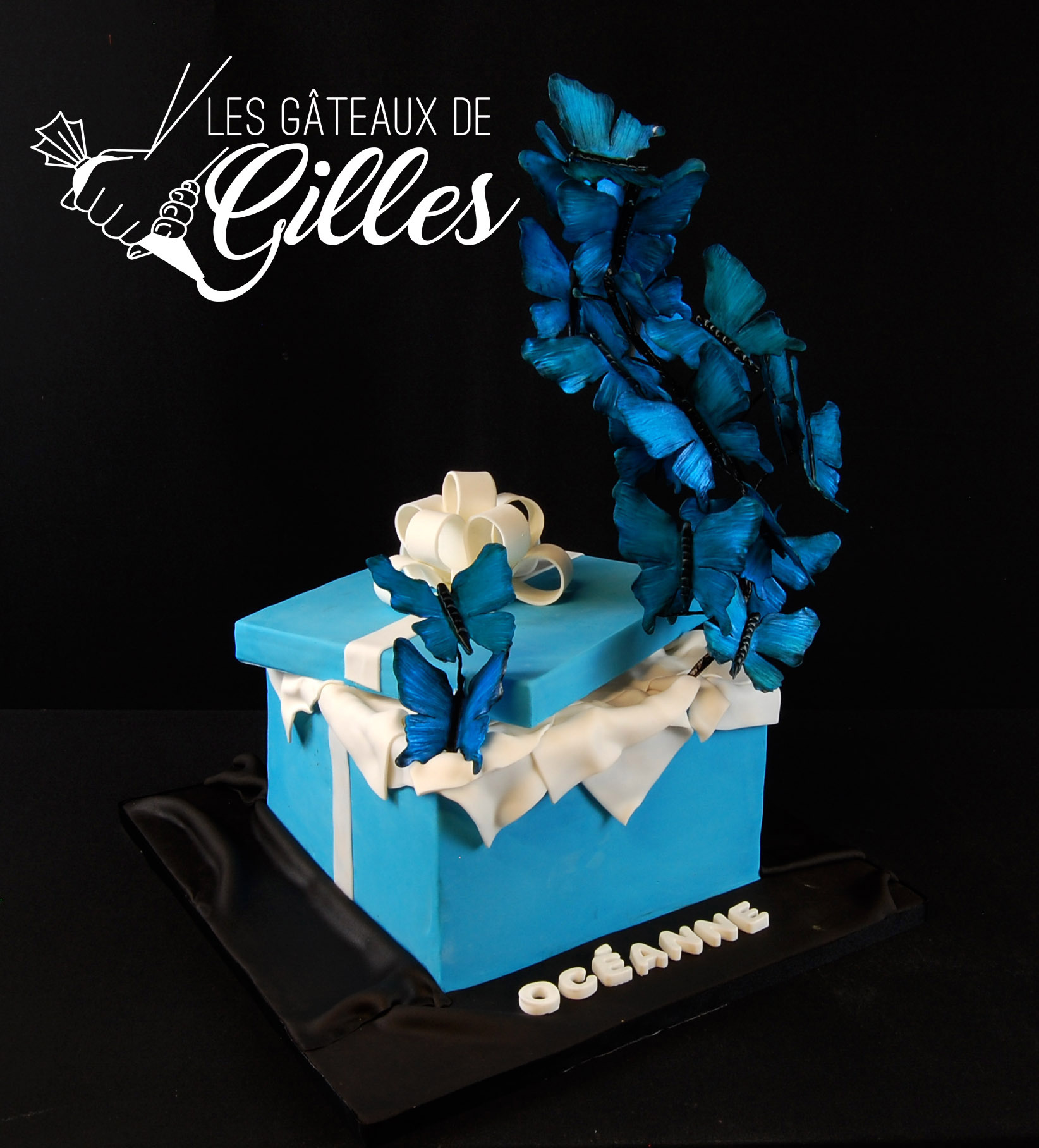 Choco Pan Gum Paste Gilles Leblanc Of Les Gateaux De Gilles Novelty 4