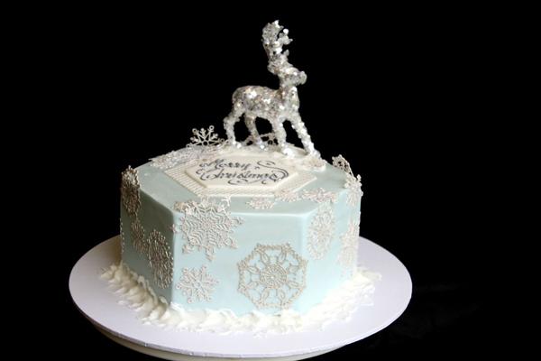 Mini Winter Cake
