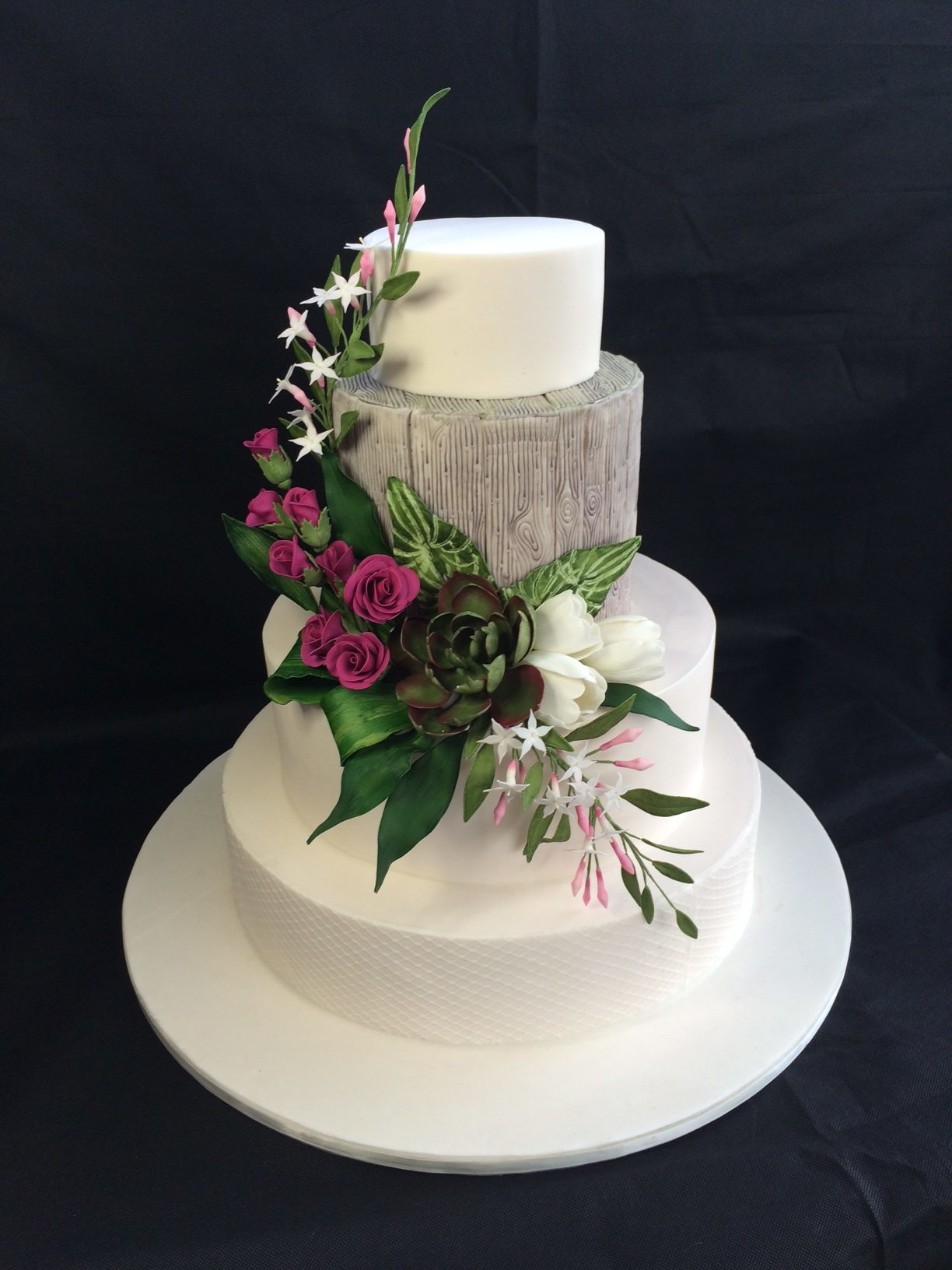 Succulent inspired Fall Wedding