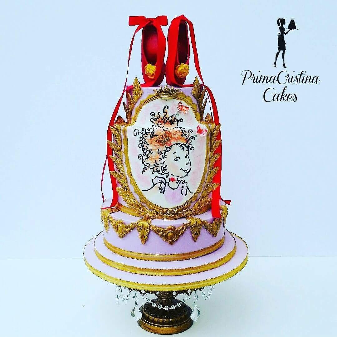 Ballerina themed birthday