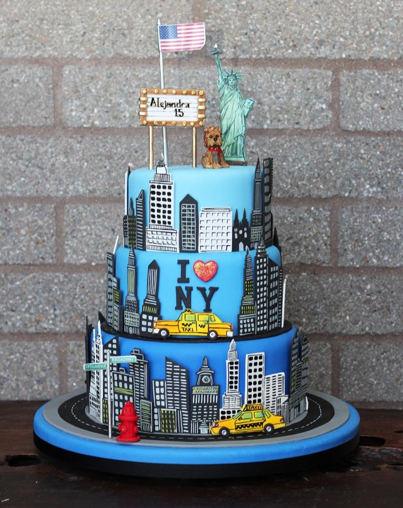 88+ Baby Birthday Cake Nyc - Slider Dessert Table Welcome2
