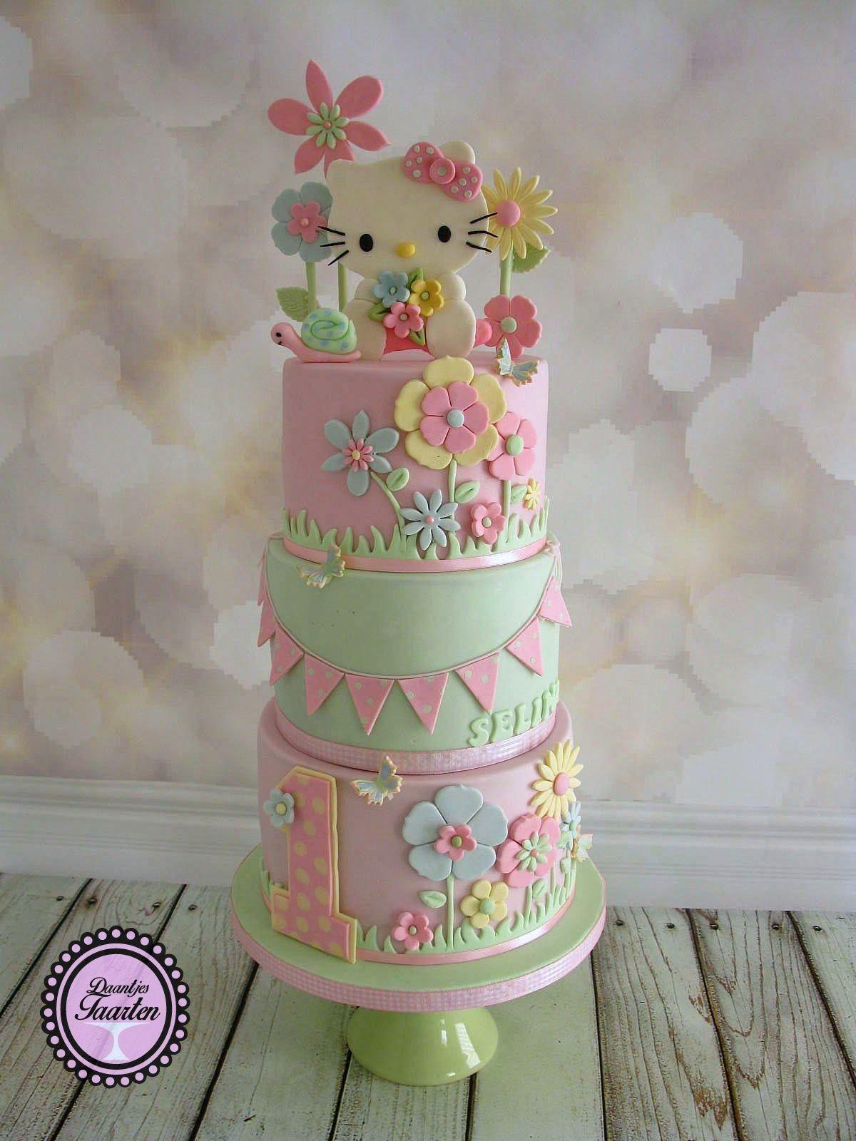 Hello Kitty Pastel Birthday