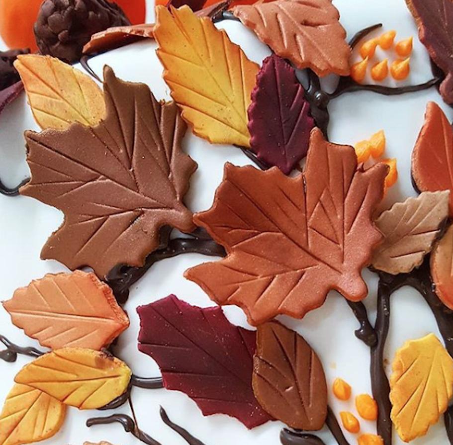 Fall Sugar Leaves