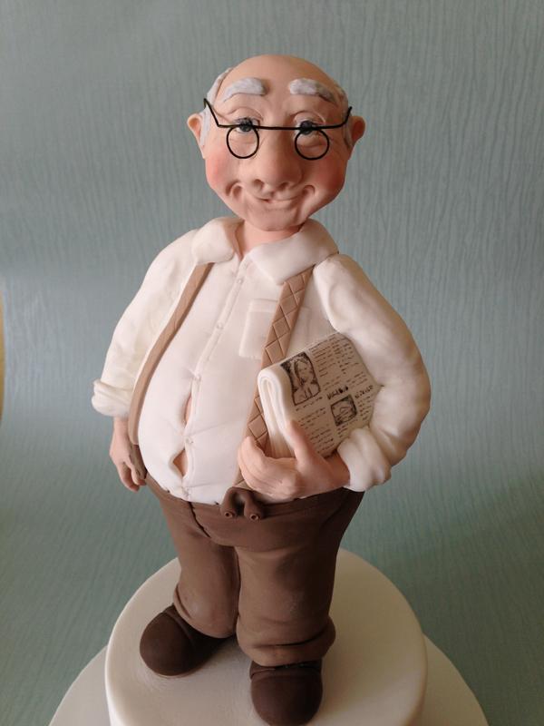 Grandpa Figure