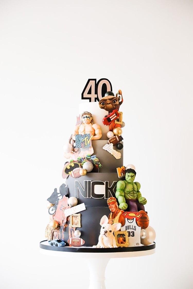 Earth And Sugar Birthday Baby 7