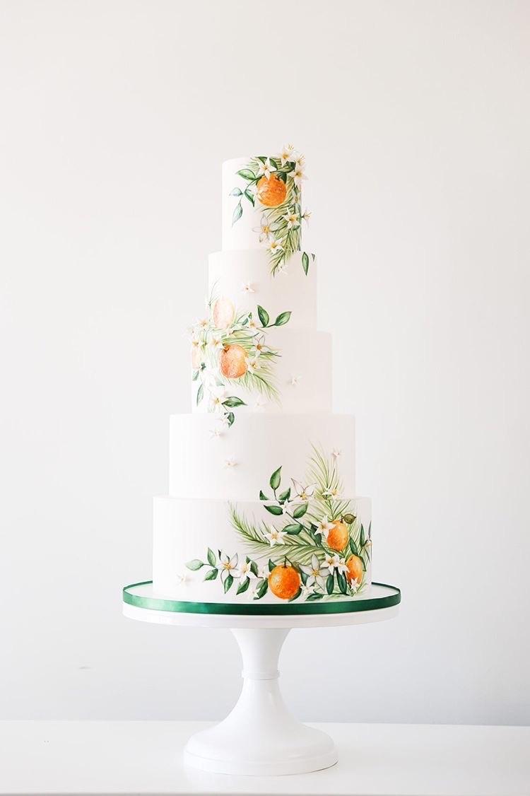 Earth And Sugar Wedding Elegant 4