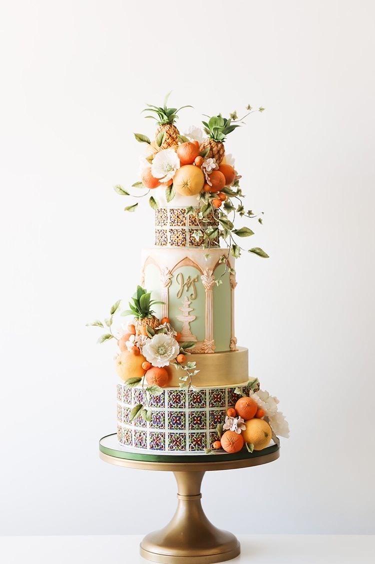Earth And Sugar Wedding Elegant 6