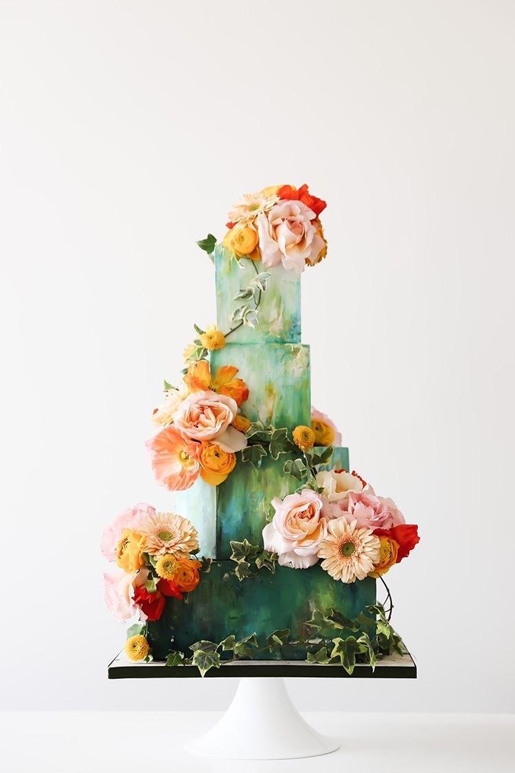 Earth And Sugar Wedding Elegant 7