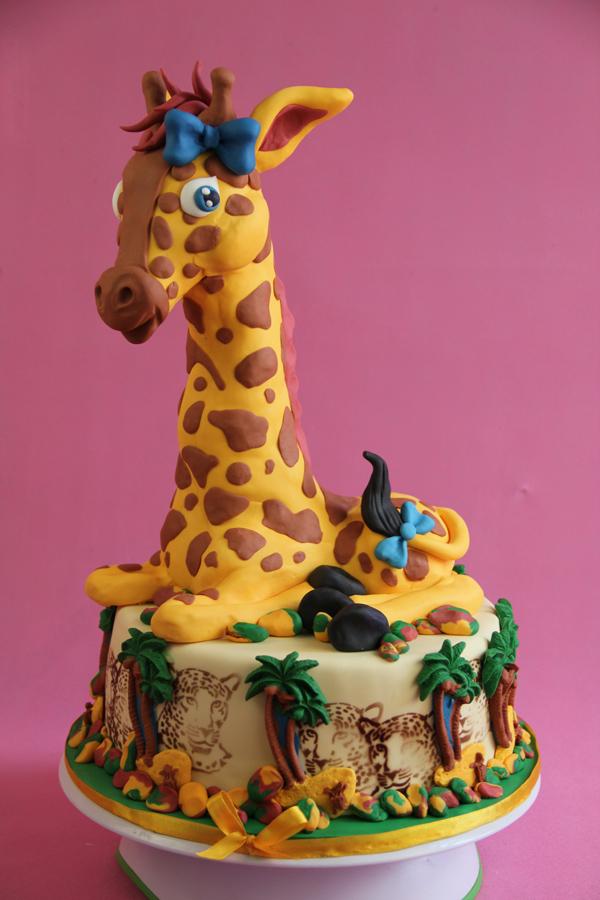 Sculpted Giraffe