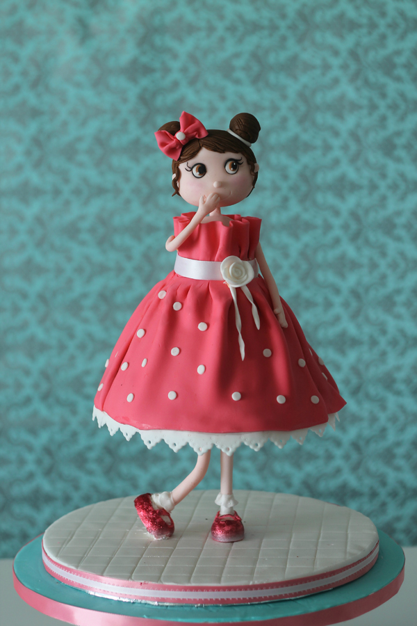 Little Girl Topper