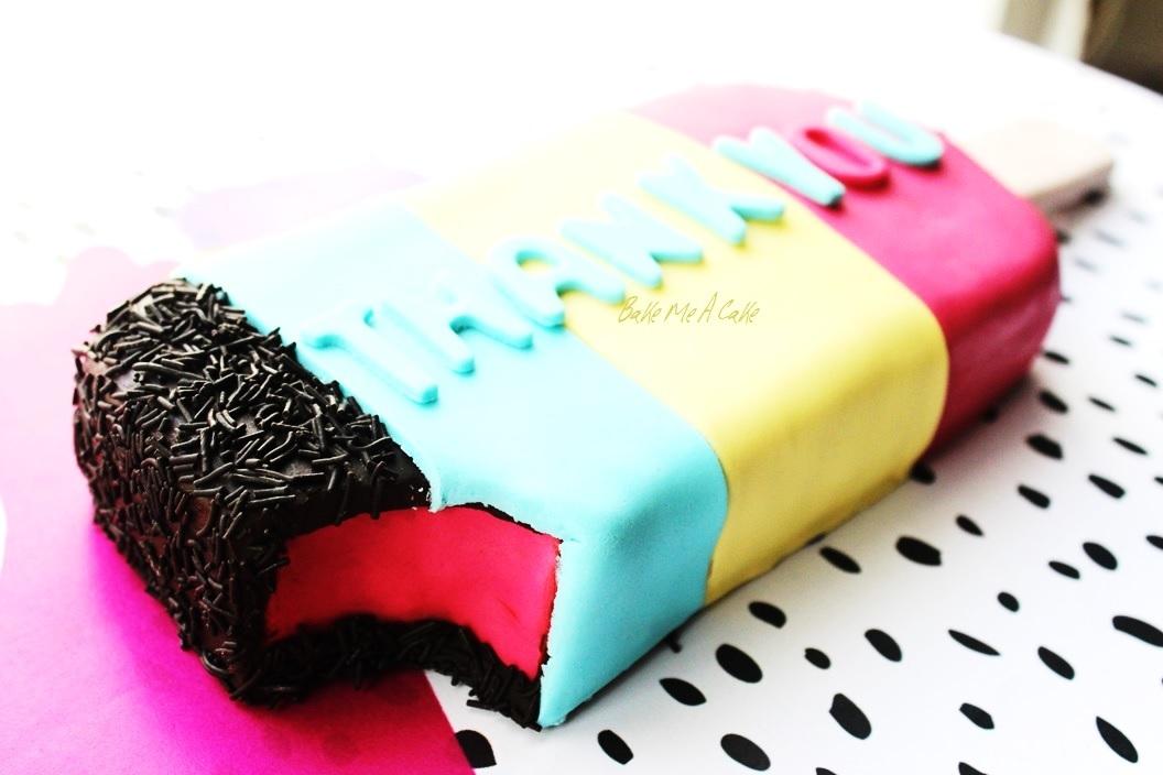 Rainbow Popsicle Birthday