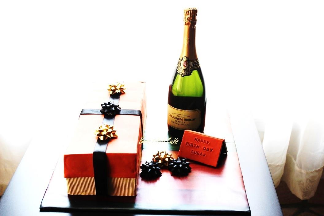 Box of Chocolate Cakes