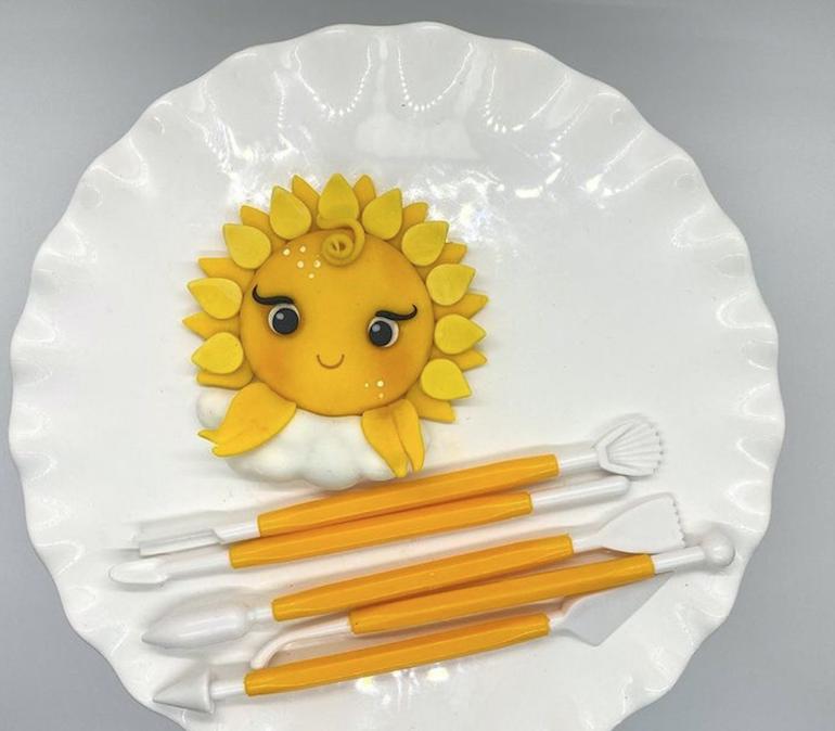 Fleur De Treats And Sweets Sunshine