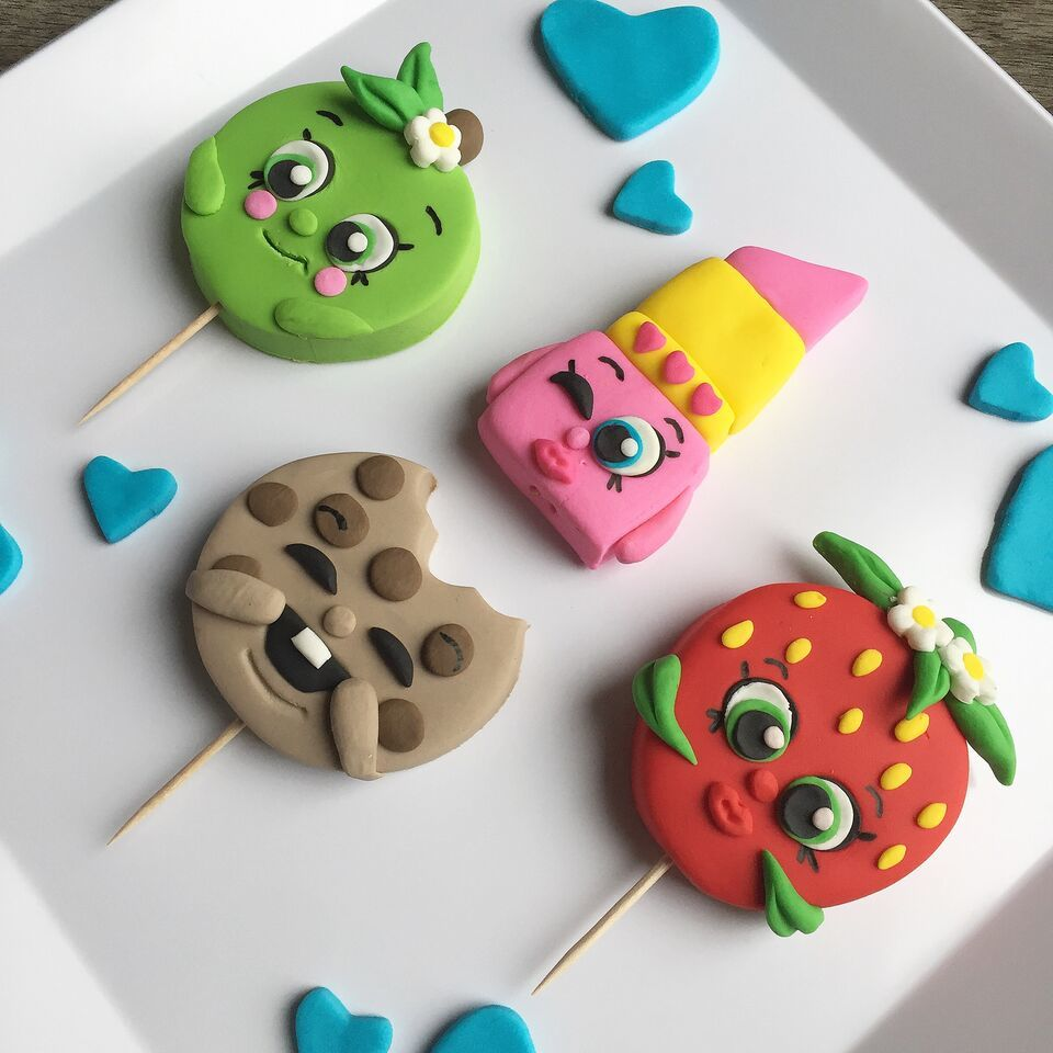 Shopkins Cakesicles