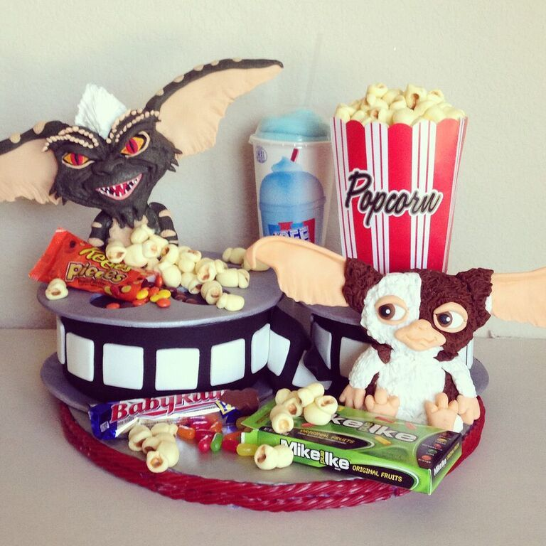 Gremlins themed birthday