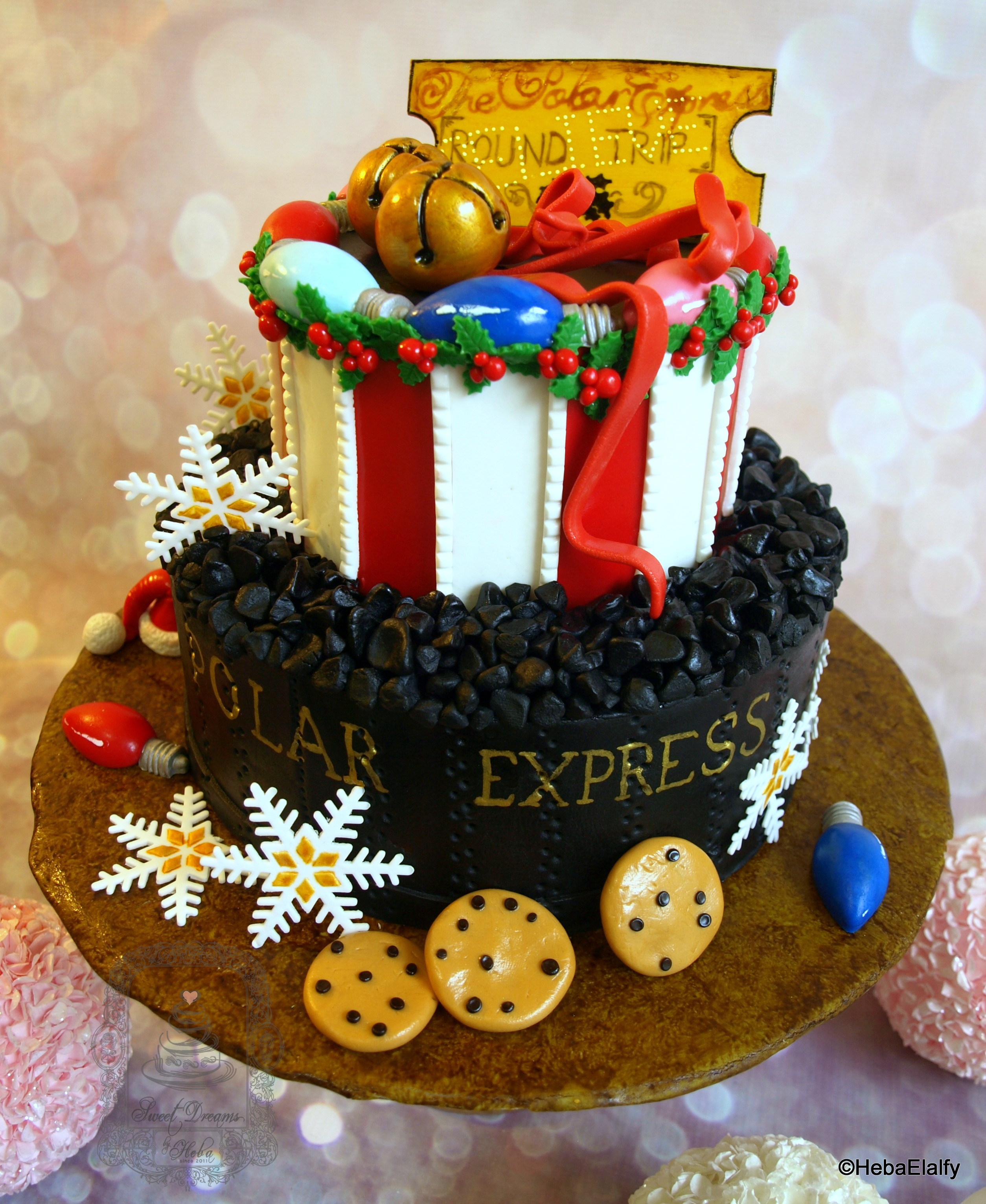 Heba Elalfy Sweet Dreams By Heba Seasonal Celebration Winter 0