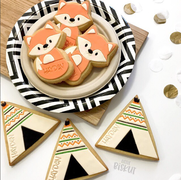 Jessica Oliver Little Biskut Cookies 1