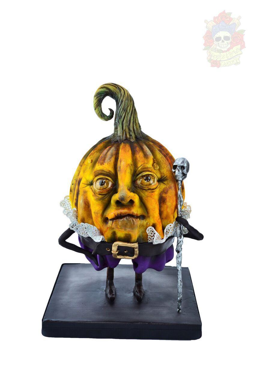 Steampunk Pumpkin