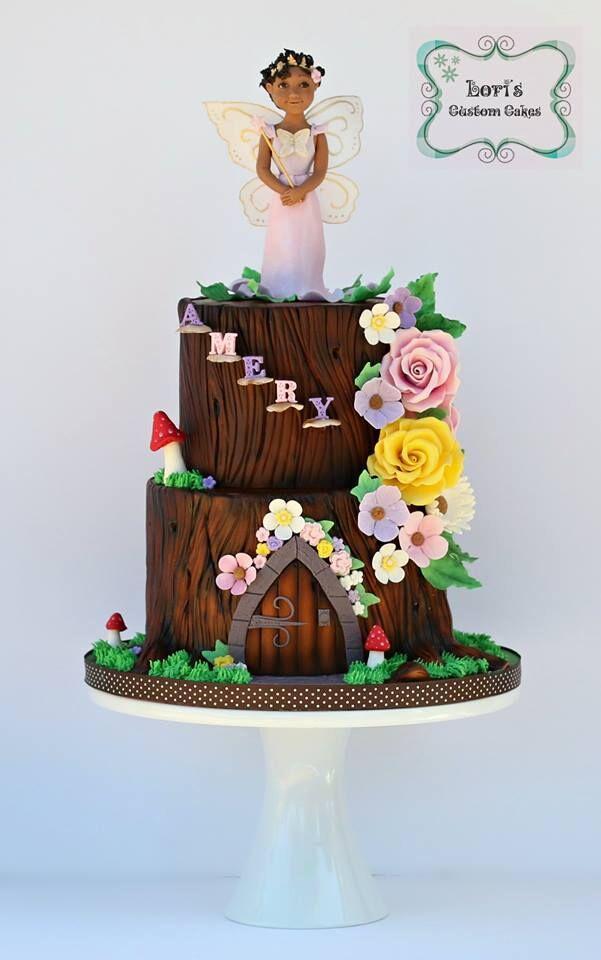 Fairy themed birthday