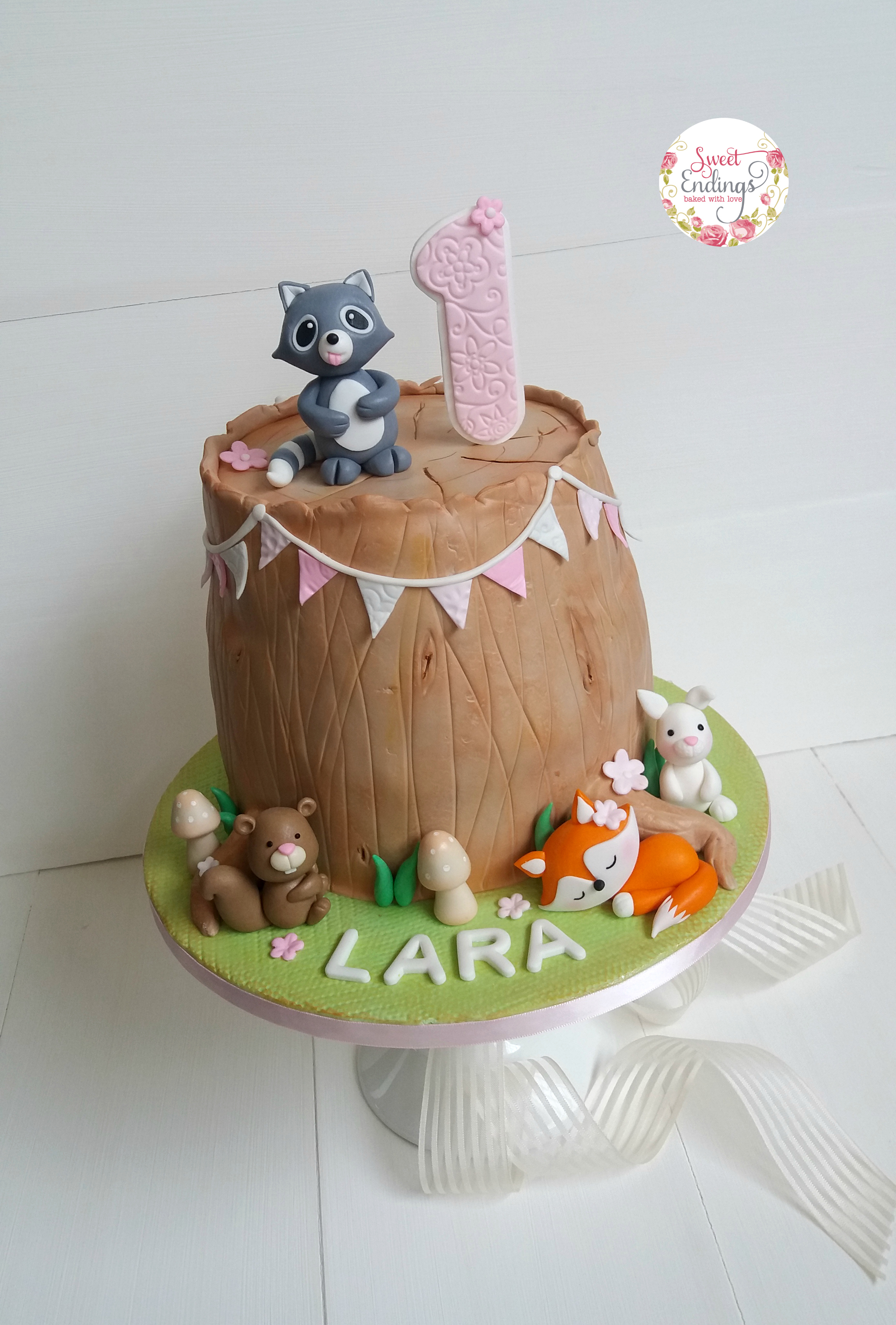 Woodland Girl Birthday