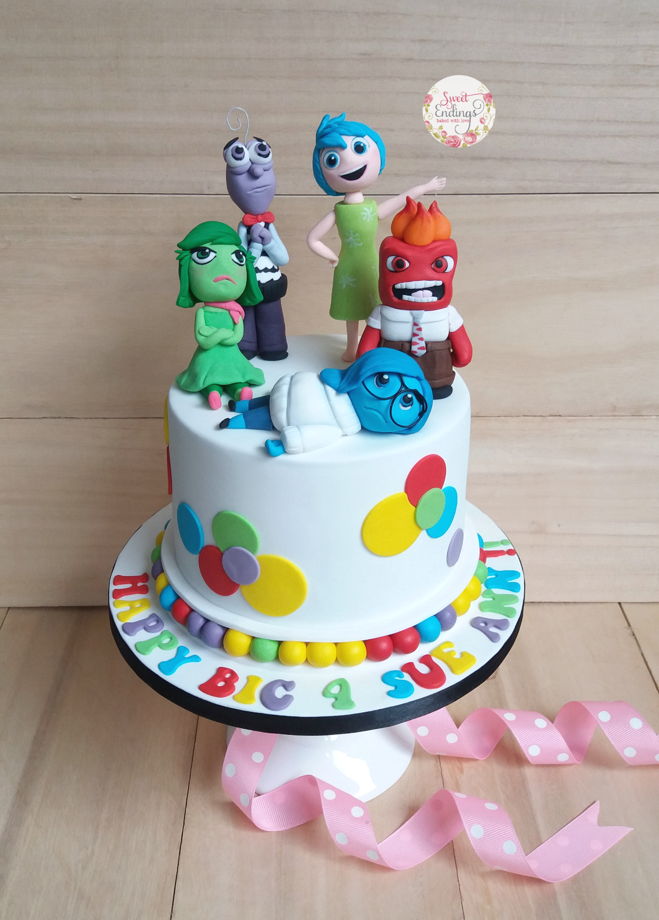 Inside Out Birthday