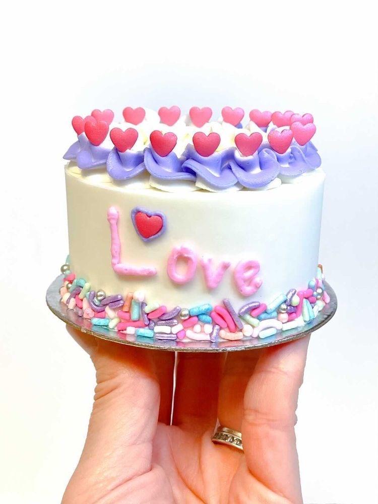 Make Moore Cake Buttercream 0C