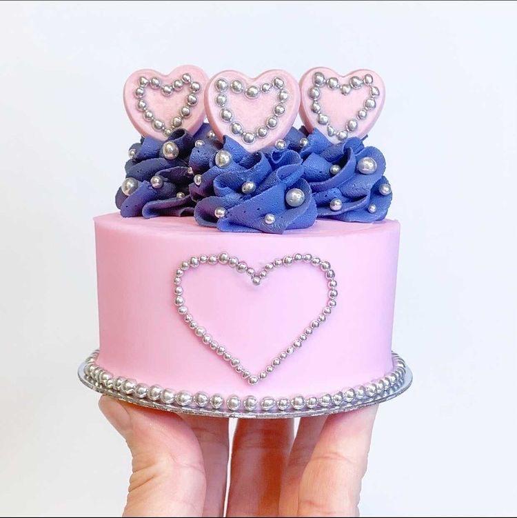 Make Moore Cake Buttercream 0D