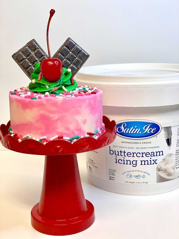 Make Moore Cake Buttercream 1