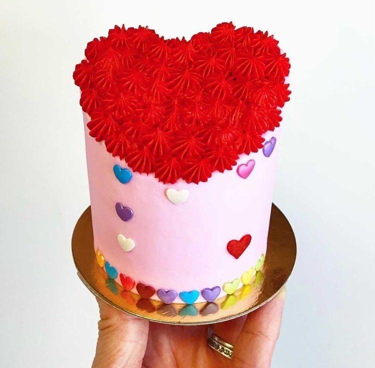 Make Moore Cake Buttercream 9