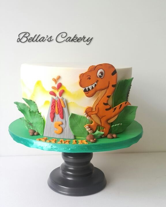 Mini Dinosaur Birthday