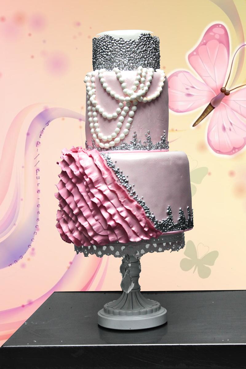 Ruffles & Pearls