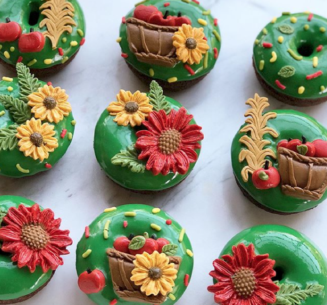 Nana Sprinkles Bake Shop Fall 1