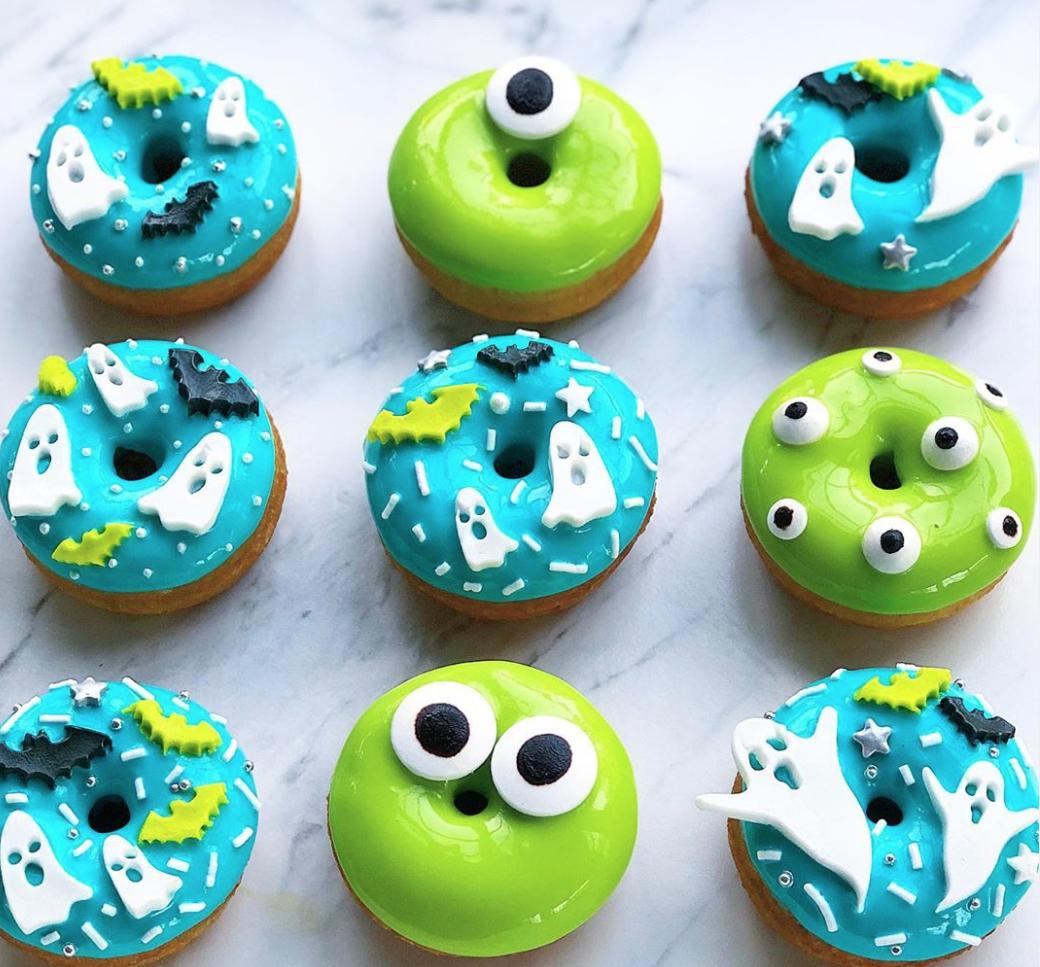 Nana Sprinkles Bake Shop Halloween 2