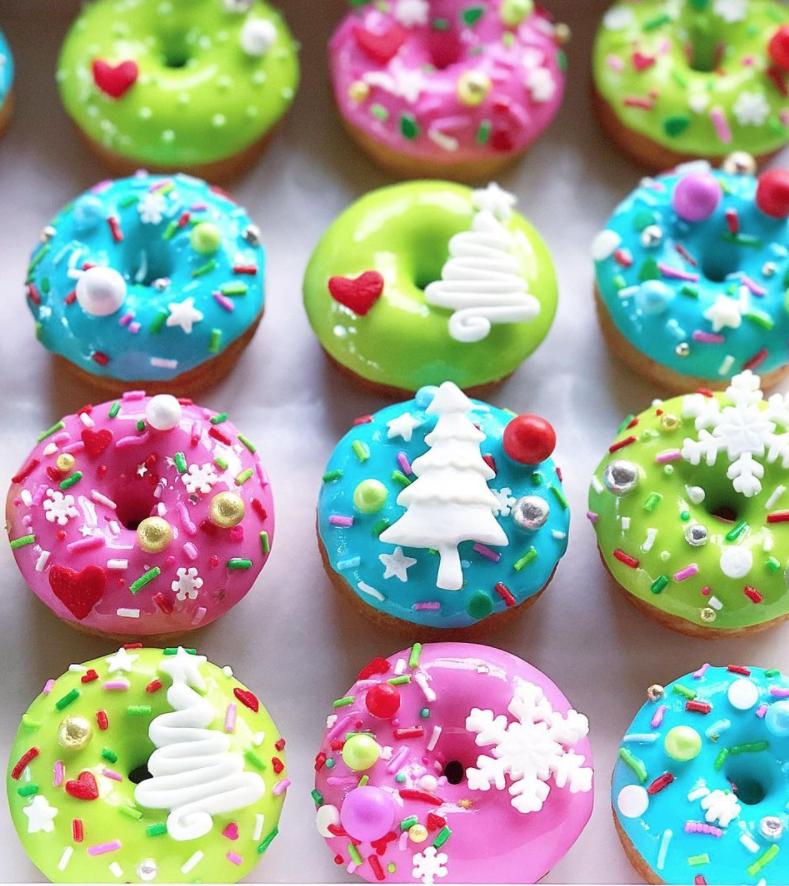 Nanas Sprinkles Bake Shop Christmas 0