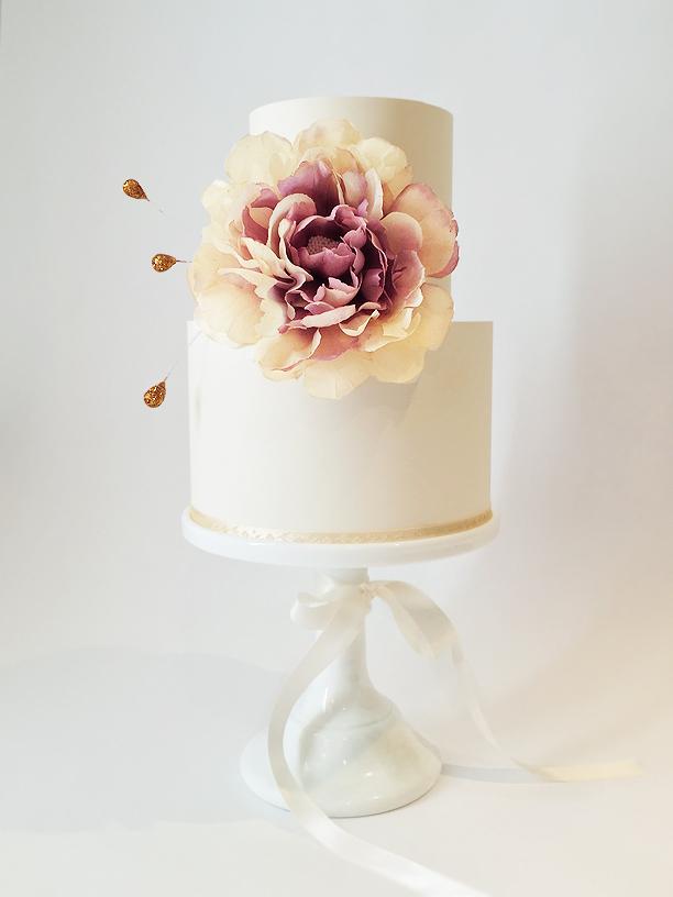 Big Flower Wedding