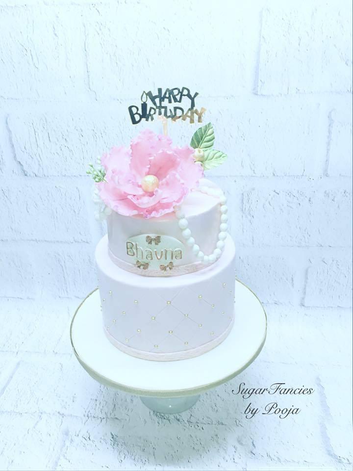 Pooja Nanda Sareen Sugar Fancies By Pooja Birthday Baby 0