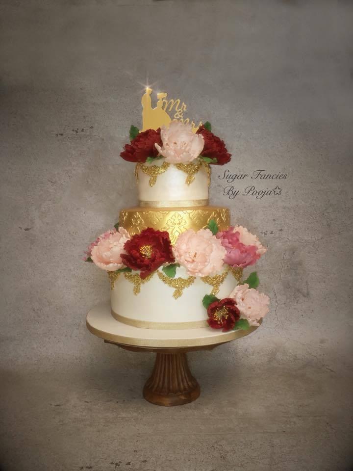 Pooja Nanda Sareen Sugar Fancies By Pooja Wedding Elegant 0