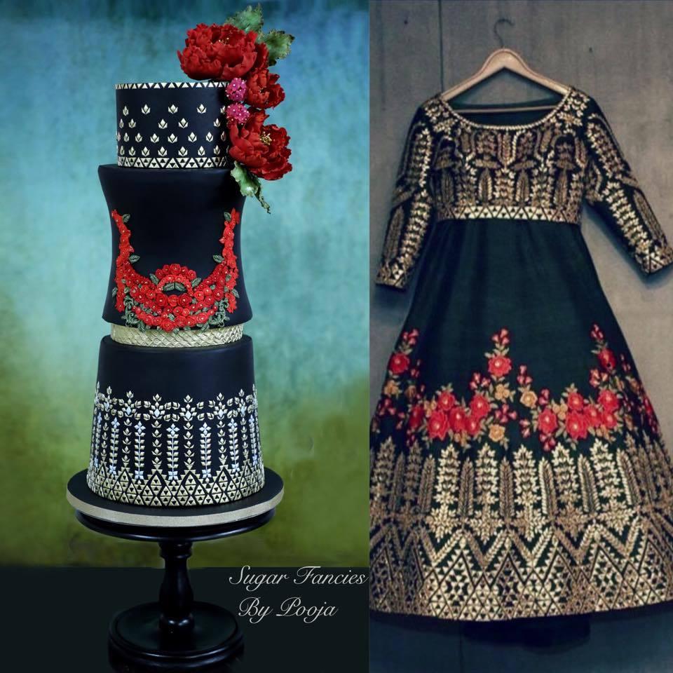 Pooja Nanda Sareen Sugar Fancies By Pooja Wedding Elegant 2