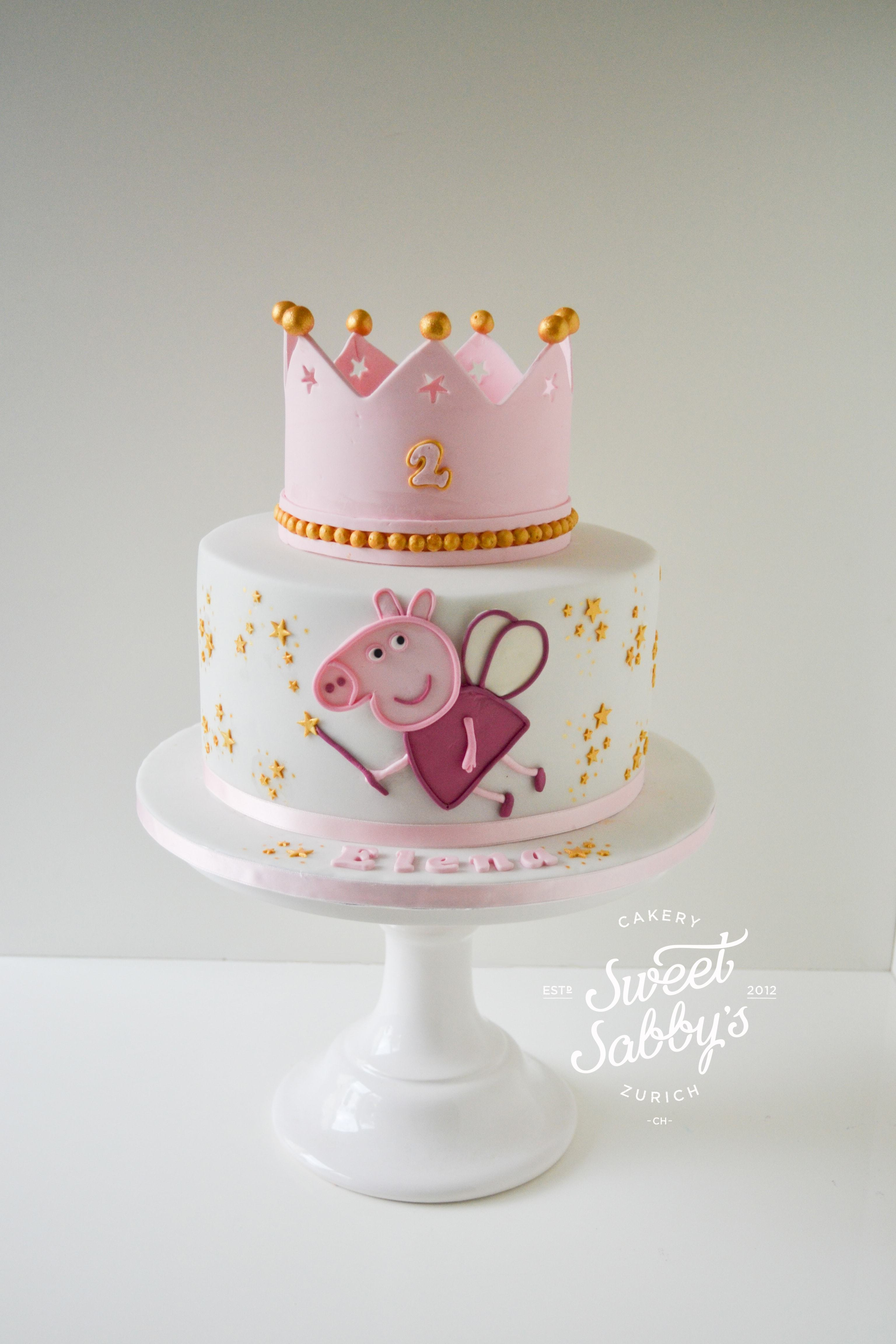 Peppa the pig birthday