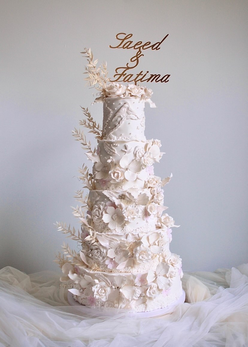 Sadia Cake Art 5