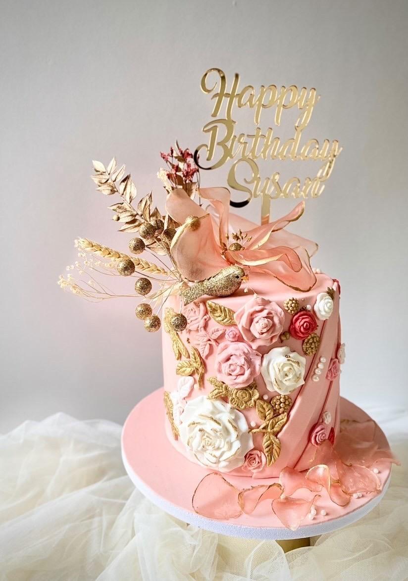 Sadia Cake Art 7