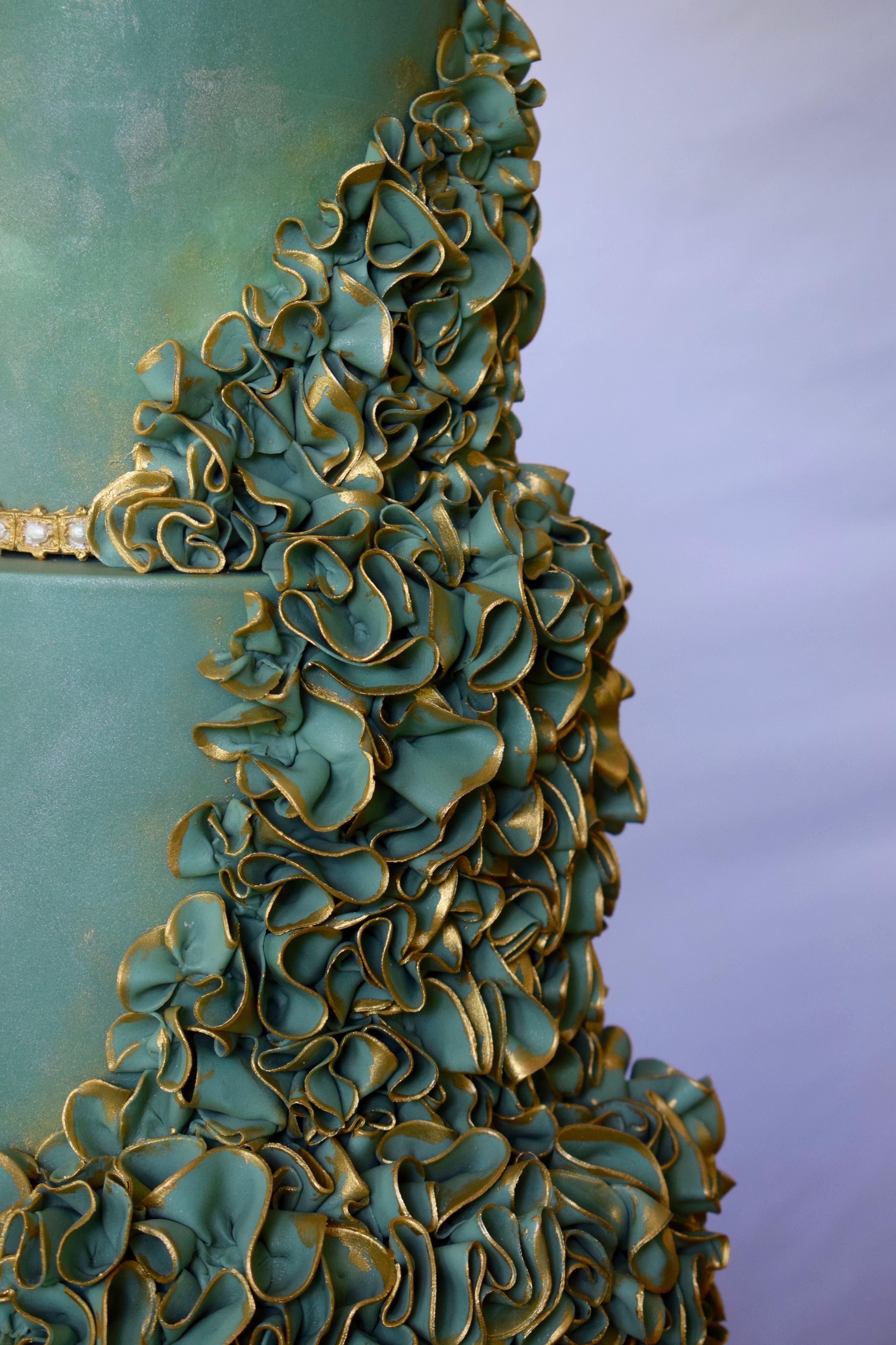 Samantha Mayfair Cakes Wedding Elegant 0 1