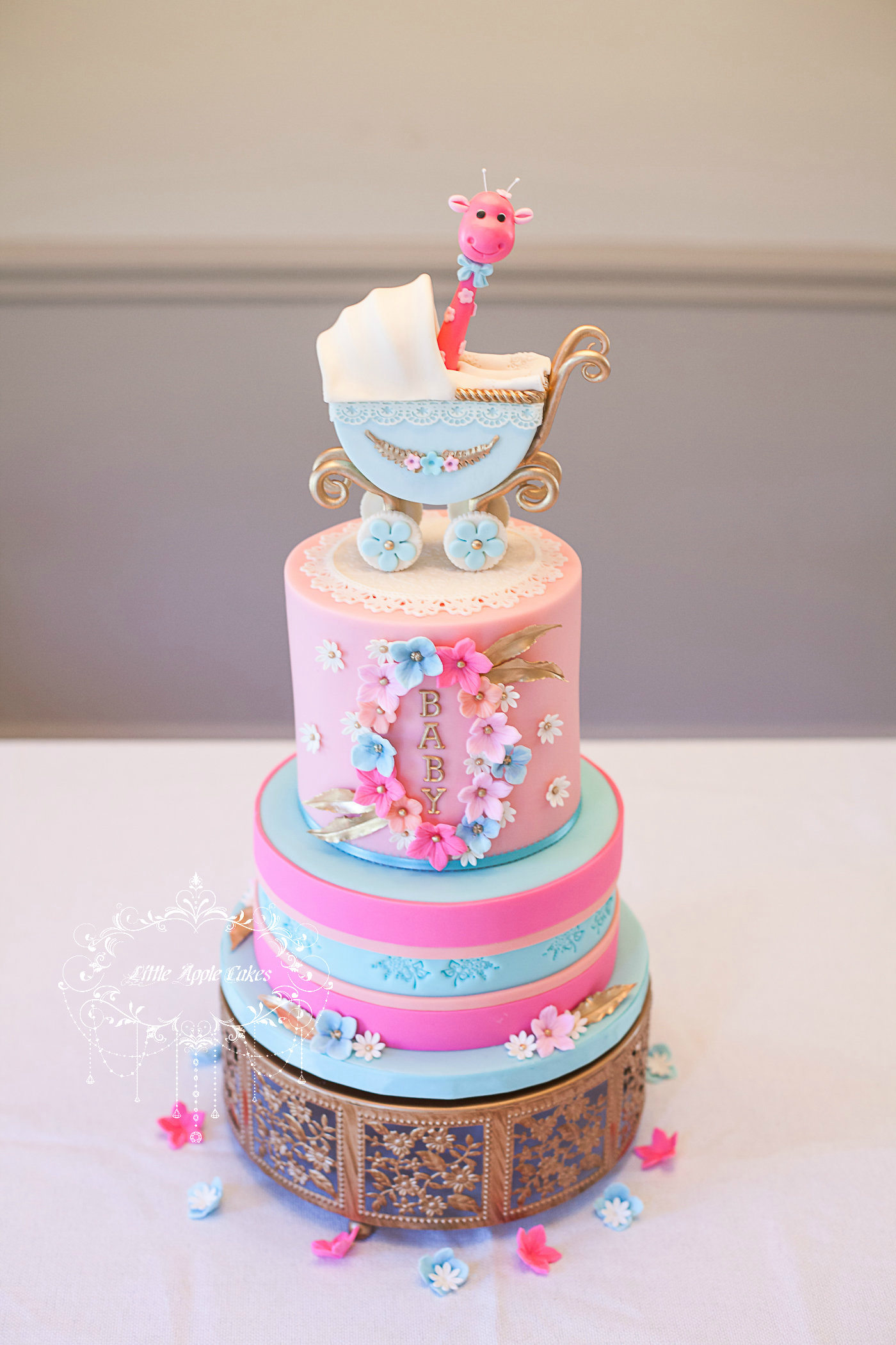 Pink & Blue Baby Shower