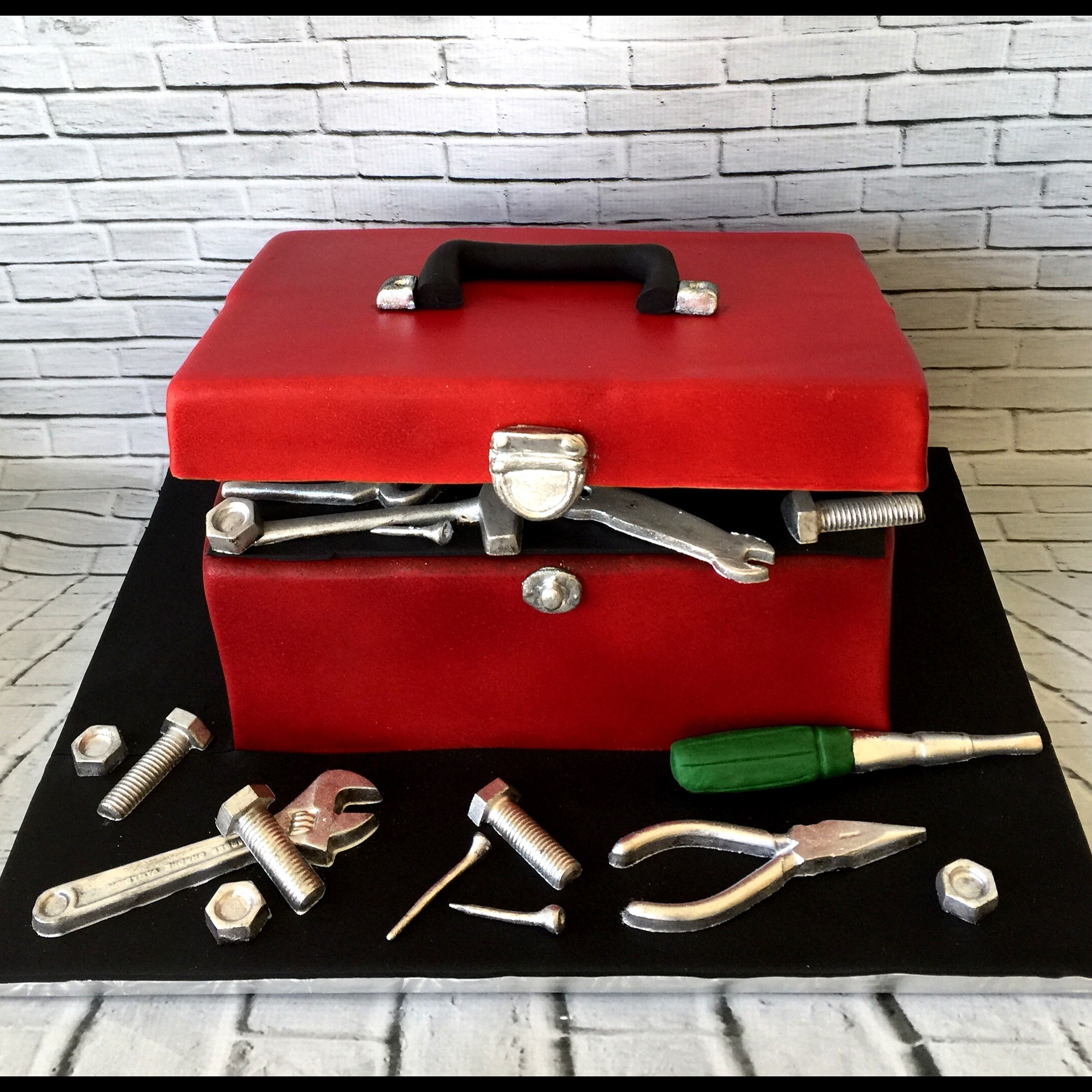 Sculpted Tool Box