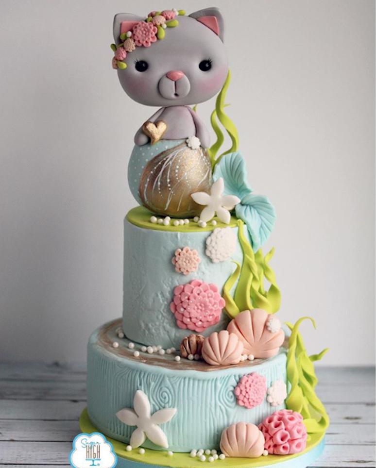 Merkitty Cake