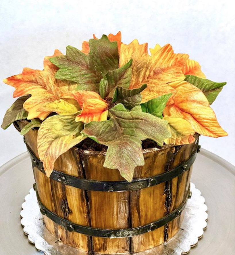Basket of Sugar Leaves