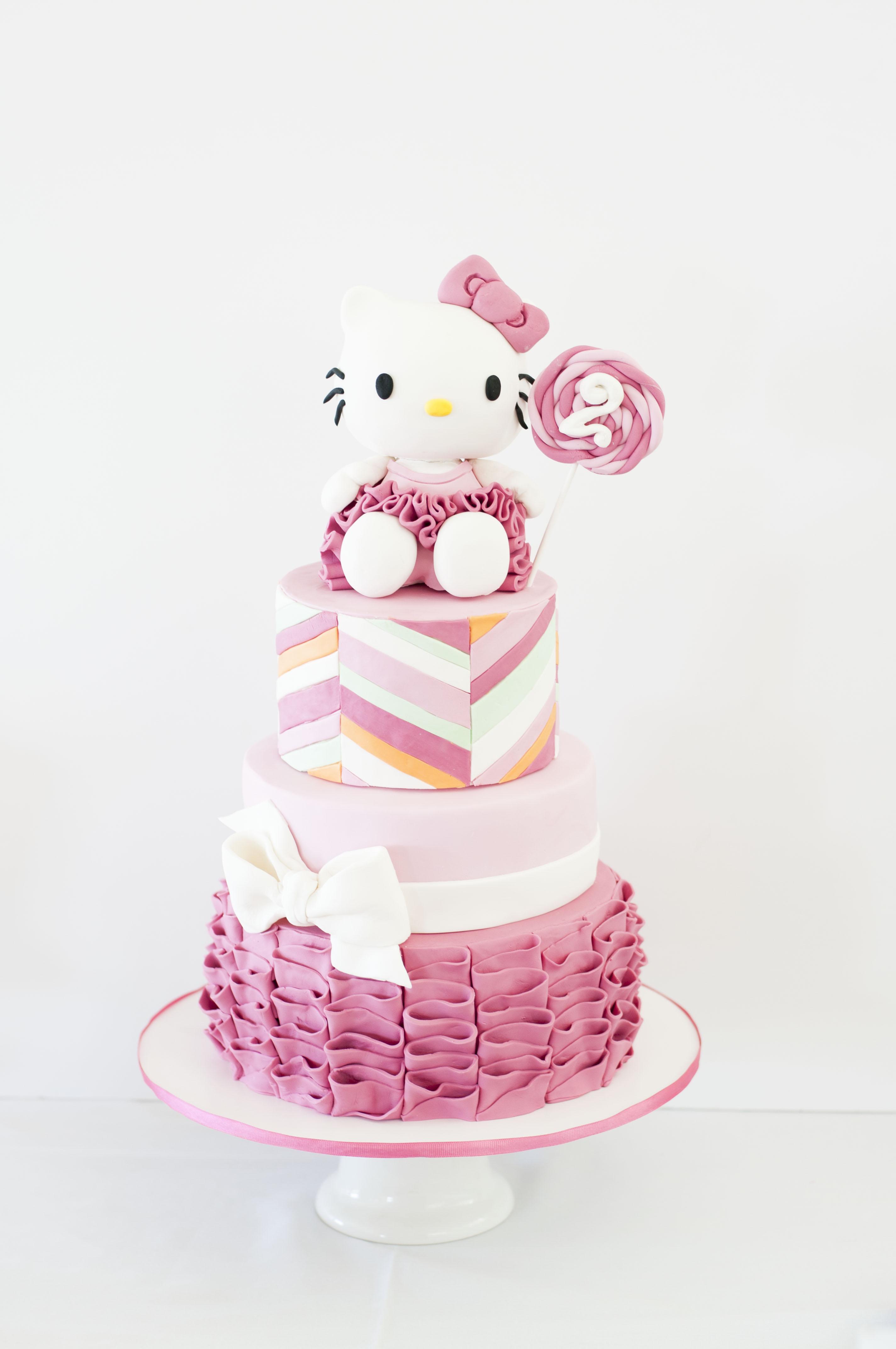Hello Kitty Birthday Girl