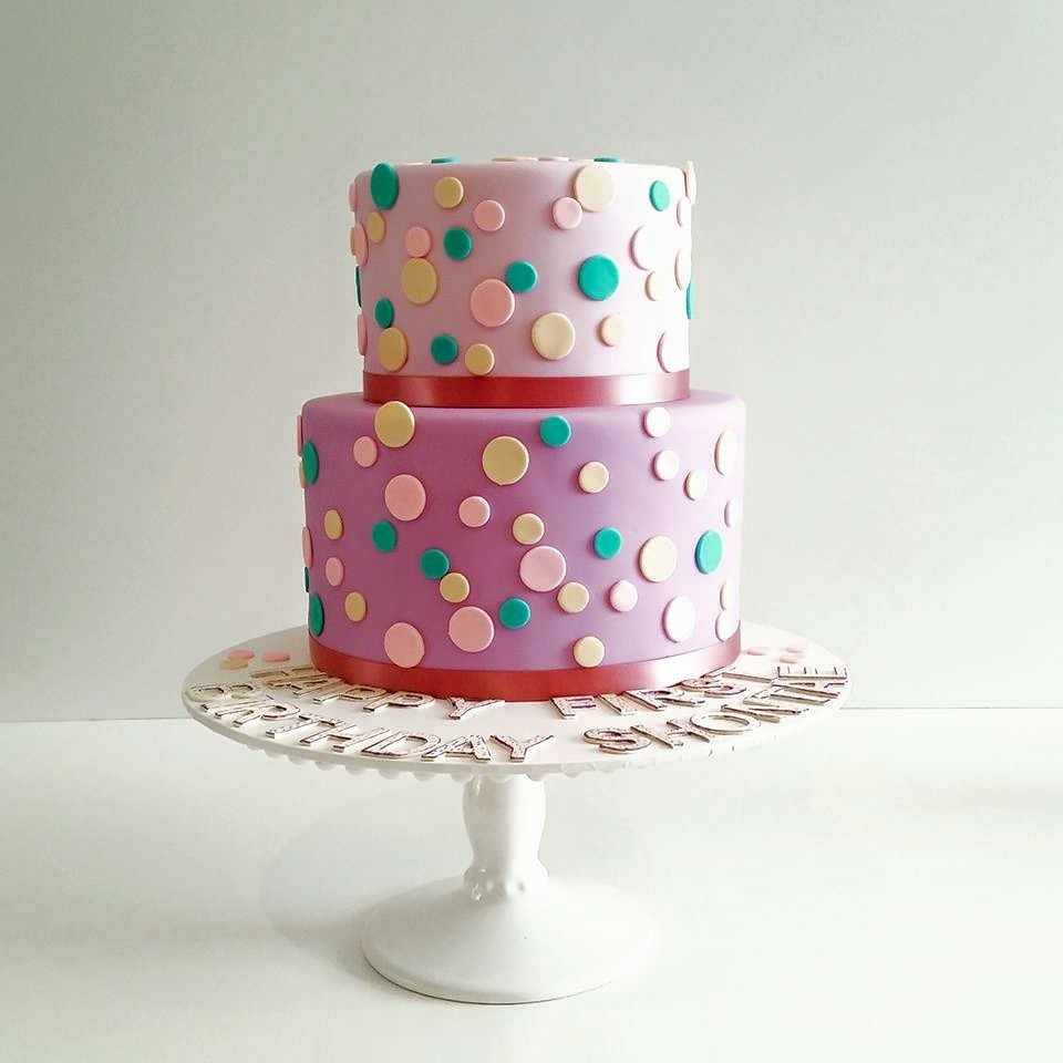 Polka Dot Birthday