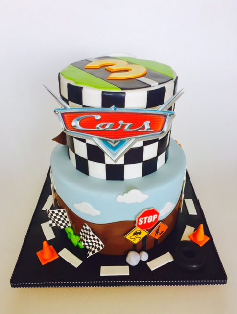 Race car birthhday